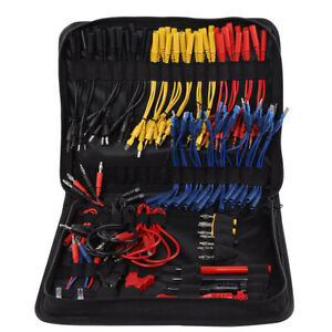 Auto Car Circuit Repair Test Lead Wire Cable Kit Electrical Service Tools Set