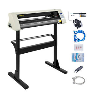28 Cutter Vinyl Cutter Plotter Sign Cutting Machine W software Supplies