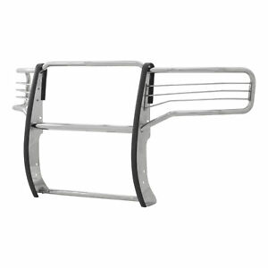 Aries 4086 2 Stainless Grille Brush Guard For 2015 2016 Gmc Sierra