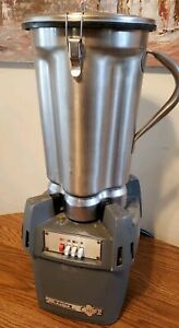Waring Cb 6 Commercial Professional Food Processor Blender Heavy Duty
