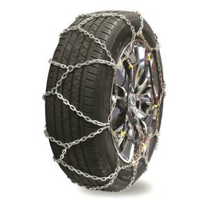 Diamond Back Light rubber Adjuster Style 245 75r15 Truck Tire Chains