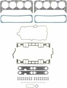 Fel Pro Gaskets Head Set Marine Chevy Small Block 350 5 7l Set