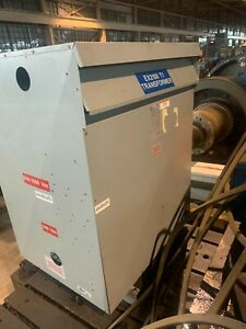 300 Kva 480v 575v Hammond Power Solutions 181821 3 phase Transform Ybm 12042