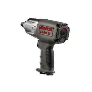 Aircat Impact Wrench Twin Clutch 1 2 In Drive Each