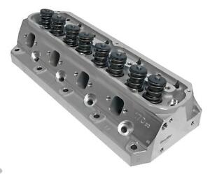 2 Trick Flow Twisted Wedge 170 Cylinder Head For Small Block Ford 51410002 m61