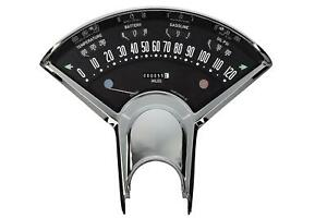Classic Instruments Bel Era Iii Package Gauge Set Bet00b