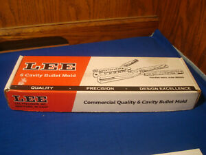 LEE COMMERCIAL 6 CAVITY BULLET MOLD 452-255-RF
