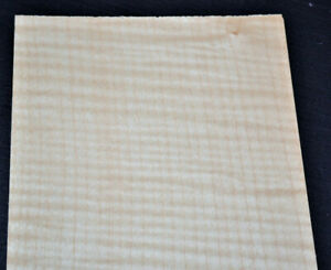 Curly Maple Raw Wood Veneer Sheets 6 X 32 Inches 1 42nd 7631 12