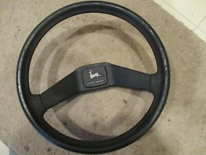 Used John Deere Steering Wheel Nicer Condition From A Model 285 Riding Mower