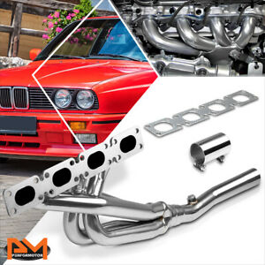 For Bmw E30 e36 M42 b18 318 L4 Dohc Stainless Steel 4 1 Exhaust Header Manifold