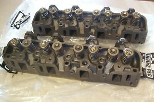 Complete Remanufactured Ford C8ae Fe 360 390 428 Cylinder Heads Mustang Cougar