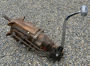 Hurst Competition Plus 4 Speed Shifter Borg Warner Super T 10 Chevy Trans Nice