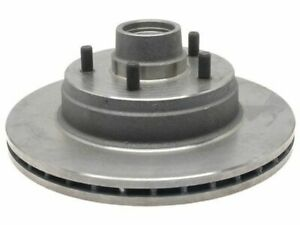 For 1978 1990 Chevrolet Caprice Brake Rotor And Hub Assembly Raybestos 33822zp