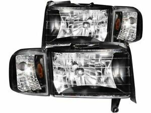 For 1994 2001 Dodge Ram 1500 Headlight Set Anzo 41683vk 1998 1999 1997 2000 1996