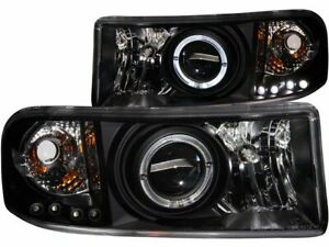 For 1994 2001 Dodge Ram 1500 Headlight Set Anzo 93195hv 2000 1997 1998 1999 1996