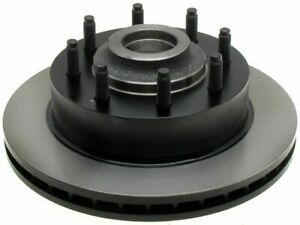 For 1999 Dodge Ram 1500 Van Brake Rotor And Hub Assembly Front Raybestos 18688cd