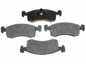 For 1984 1986 Dodge Omni Brake Pad Set Front Raybestos 66217kd 1985 Glh