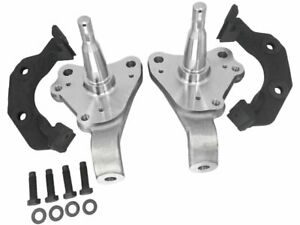 For 1963 1964 Plymouth Savoy Axle Spindle Kit Front 82451nq Base Axle Spindle