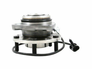 For 1997 2004 Chevrolet S10 Wheel Hub Assembly Front 16245dc 1998 1999 2000 2001
