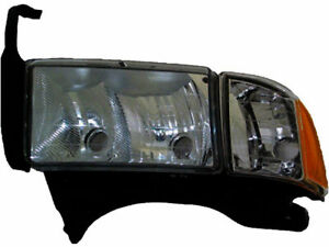 For 1999 2001 Dodge Ram 1500 Headlight Assembly Left Driver Side 98526gy 2000