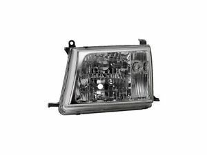 For 1998 2005 Toyota Land Cruiser Headlight Assembly Left Driver Side 63314hb
