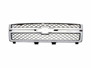 For 2011 2014 Chevrolet Silverado 3500 Hd Grille Assembly 57135cv 2012 2013