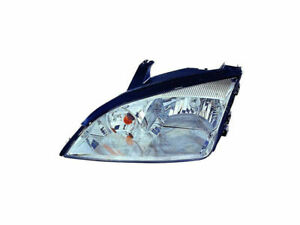 For 2005 2007 Ford Focus Headlight Assembly Left Driver Side 31755cd 2006