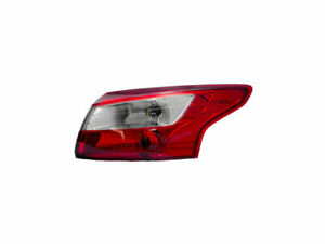 For 2012 2014 Ford Focus Tail Light Assembly Right Passenger Side 74649fp 2013