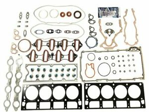 For 2001 2003 Chevrolet Silverado 2500 Hd Head Gasket Set 34843wc 2002 6 0l V8