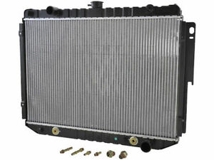 For 1999 2003 Dodge Ram 1500 Van Radiator Api 23897qb 2002 2000 2001