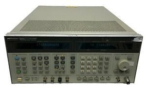 Hp 8644a Synthesized Signal Generator Opt 001 007 Needs Repair