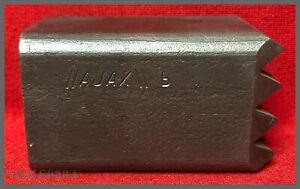 Chicago Pneumatic R 100802 16 point Scaling Hammer Bushing Chisel