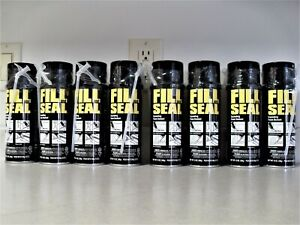 8 Cans Dow Fill And Seal Expanding Foam Sealant Insulation 12oz