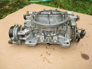 Carter 9625sa Competition Series Afb Carburetor 9625 S A Carb 625 Cfm Chevy