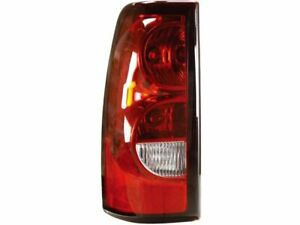 For 2004 2006 Chevrolet Silverado 1500 Tail Light Assembly Left Dorman 72433jg