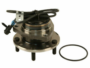 For 1998 2004 Chevrolet S10 Wheel Hub Assembly Front Ac Delco 48759tp 2000 1999