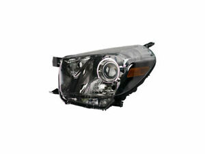 For 2012 2015 Scion Iq Headlight Assembly Left Driver Side 68293yh 2013 2014