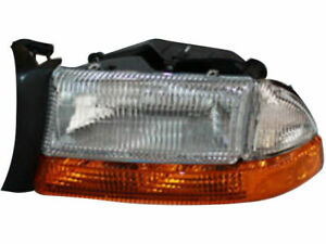 For 1997 2004 Dodge Dakota Headlight Assembly Left Tyc 44516tk 1998 1999 2000