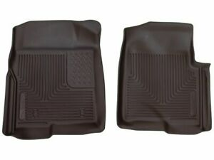 For 2009 2014 Ford F150 Floor Mat Set Front Husky 19559mc 2013 2011 2010 2012