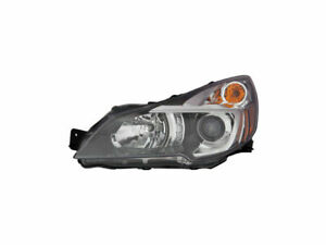 For 2013 2014 Subaru Legacy Headlight Assembly Left Driver Side 41344xf