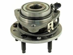 For 1997 2004 Chevrolet S10 Wheel Hub Assembly Front Ac Delco 44489gq 2001 1998