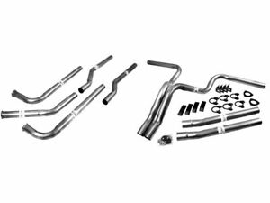 For 1975 1986 Chevrolet C30 Exhaust System Dynomax 92613nk 1983 1976 1977 1978