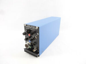 Cwe Dataq Transducer Amplifier Model Pm 1000 Untested