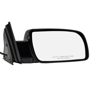 Passengers Power Side View Mirror W Metal Base For Chevy Gmc Pickup Truck Suv