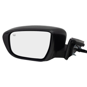 Drivers Power Side Mirror Heated Signal Camera Memory For 17 19 Nissan Rogue