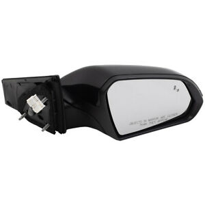 Passengers Power Side Mirror Heated Signal Blind Spot Detection For 18 19 Sonata