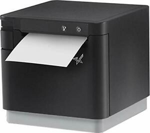 Star Micronics 39654110 Mc print3 Thermal 3in Cutter Prnt Lan Usb Cloud Prnt Blk