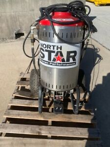 North Star Hot Wet Steam Electric Power Washer Proven Industrial Cleaning