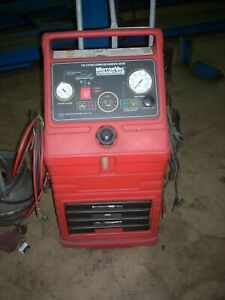 Motorvac Fuel Injector Cleaner Carbon Clean System
