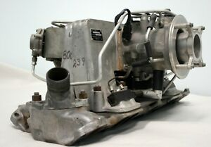 1957 Chevrolet Corvette Fuel Injection Unit With Extras
